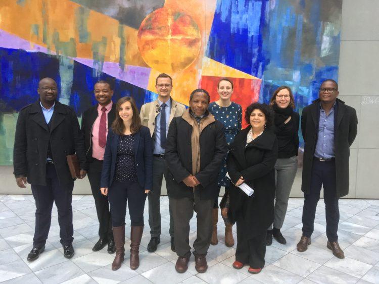 KAS Südafrika Delegation