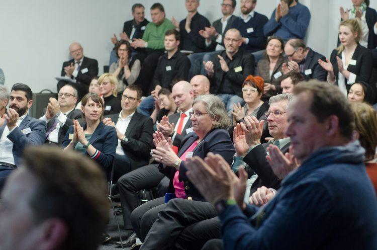 Unternehmerforum: Geflüchtete Menschen in Arbeit