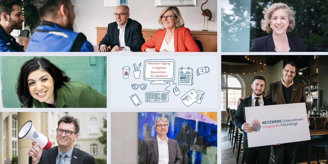 Dokumentation der digitalen NETZWERK-Tagung 2020